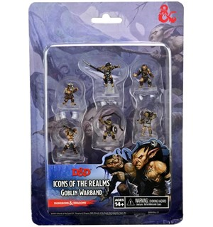 D&D Figur Icons Goblin Warband Dungeons & Dragons Icons of the Realms