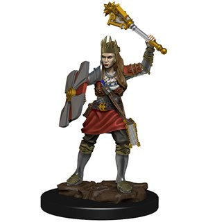 D&D Figur Icons Human Cleric Female Icons of the Realm Premium Figures