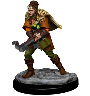 D&D Figur Icons Human Ranger Female Icons of the Realm Premium Figures