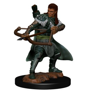 D&D Figur Icons Human Ranger Male Icons of the Realm Premium Figures
