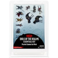 D&D Figur Idols 2D Player Character Pack Idols of the Realms - Essentials Kit