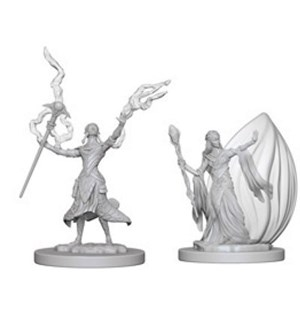 D&D Figur Nolzur Elf Wizard Female Nolzur's Marvelous Miniatures - Umalt