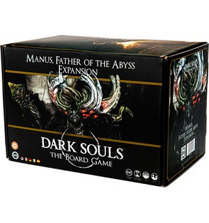 Dark Souls Board Game Manus Expansion Utvidelse til Dark Souls The Board Game