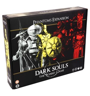 Dark Souls Board Game Phantoms Exp Utvidelse til Dark Souls The Board Game