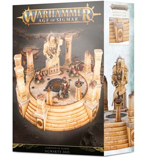 Dominion of Sigmar Sigmarite Dais Warhammer Age of Sigmar