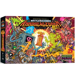 Epic Spell Wars Annihilageddon Kortspill Epic Spell Wars of the Battle Wizards