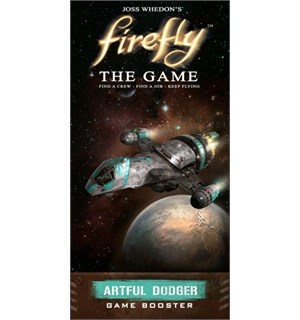 Firefly Artful Dodger Expansion Utvidelse til Firefly The Game
