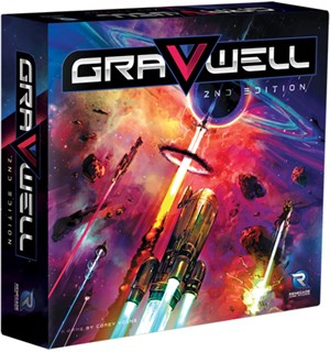 Gravwell 2nd Edition Brettspill