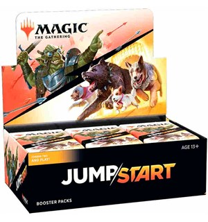Magic Jumpstart Display 24 boosterpakker