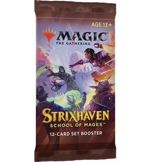 Magic Strixhaven SET Booster