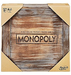 Monopoly Rustic Series Brettspill Norsk utgave