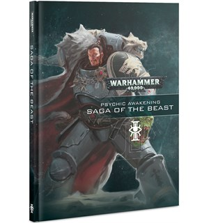 Psychic Awakening 6 Saga of the Beast Warhammer 40K