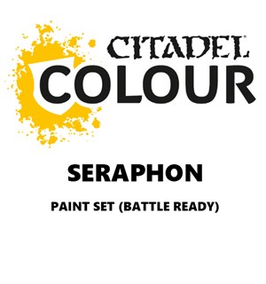 Seraphon Paint Set Battle Ready Paint Set for din hær