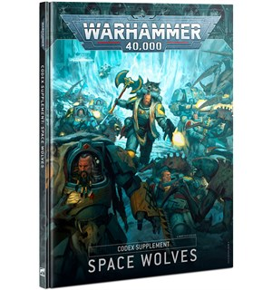 Space Wolves Codex Supplement Warhammer 40K