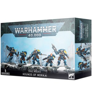 Space Wolves Hounds of Morkai Warhammer 40K