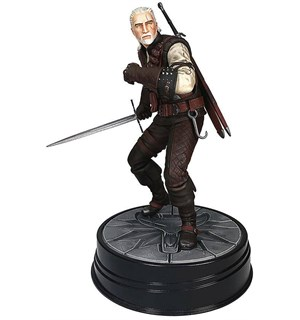 The Witcher 3 Figur Geralt Manticore Series 2