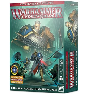 Underworlds Starter Set (Two Players) Warhammer Underworlds