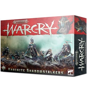 Warcry Warband Khainite Shadowstalkers Warhammer Age of Sigmar