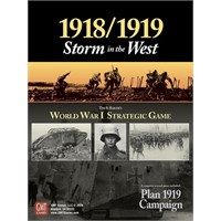 1918/1919 Storm in the West Brettspill