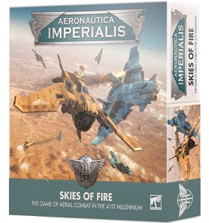 Aeronautica Imperialis Skies of Fire Startsett for Aeronautica Imperialis