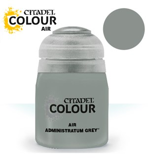 Airbrush Paint Administratum Grey 24ml Maling til Airbrush