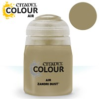 Airbrush Paint Zandri Dust 24ml Maling til Airbrush