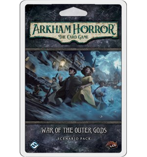 Arkham Horror TCG War of the Outer Gods Utvidelse til Arkham Horror Card Game