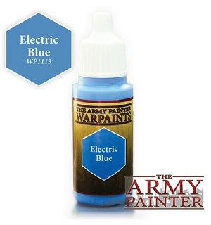 Army Painter Warpaint Electric Blue