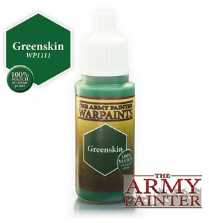 Army Painter Warpaint Greenskin Også kjent som D&D Feywild Emerald
