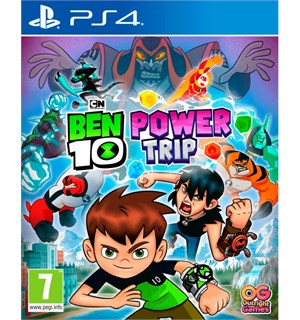 Ben 10 Power Trip PS4
