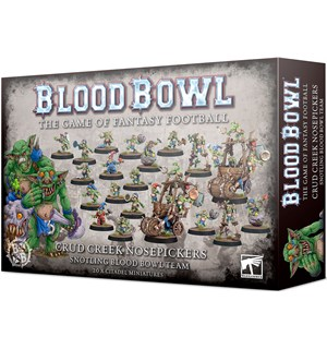 Blood Bowl Team Crud Creek Nosepickers