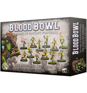 Blood Bowl Team The Athelorn Avengers