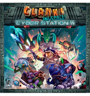 Clank In Space Cyber Station 11 Exp Utvidelse til Clank In Space