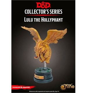 D&D Figur Coll. Series Lulu Hollyphant Dungeons & Dragons Collectors Series