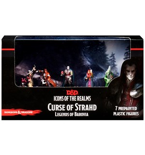 D&D Figur Icons Curse of Strahd Legends Icons of the Realms - Legends of Barovia