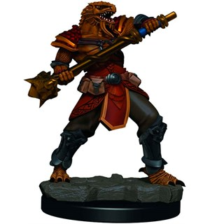 D&D Figur Icons Dragonborn Fighter Male Icons of the Realm Premium Figures