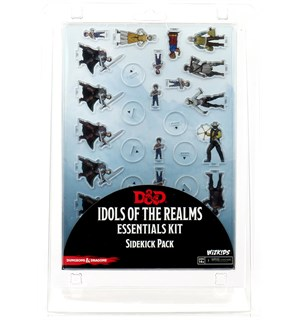 D&D Figur Idols 2D Sidekick Pack Idols of the Realms - Essentials Kit