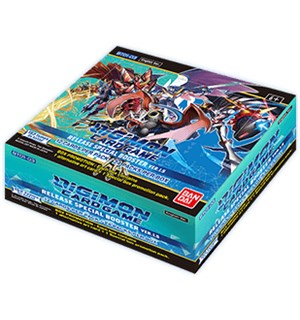 Digimon TCG Special Booster 1.5 Display Digimon Card Game - 24 boosterpakker
