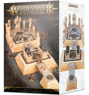 Dominion of Sigmar Enduring Stormvault Warhammer Age of Sigmar