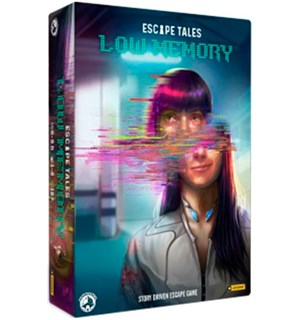 Escape Tales Low Memory Brettspill