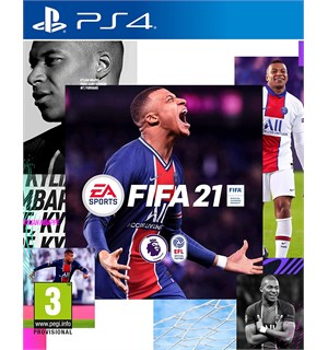 FIFA 21 m/ bonus PS4 Pre-order og få in-game bonuser