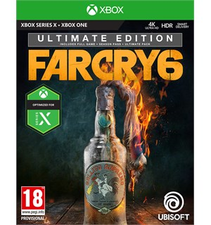 Far Cry 6 Ultimate Edition Xbox