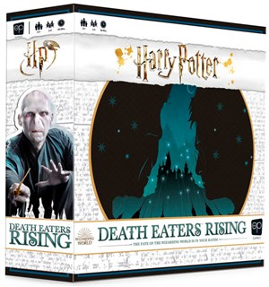 Harry Potter Death Eaters Brettspill Death Eaters Rising