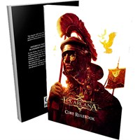 Lex Arcana RPG Core Rulebook