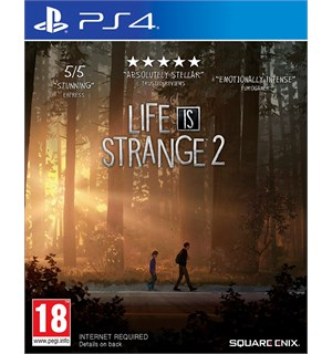 Life is Strange 2 PS4 Pre-order og få Mascot Bundle DLC
