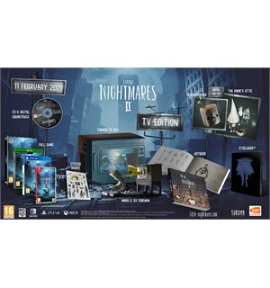 Little Nightmares 2 TV Edition Switch