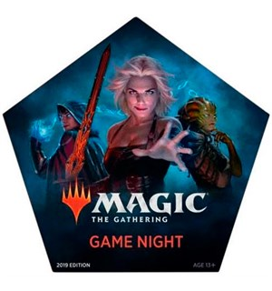 Magic Game Night 2019 Edition
