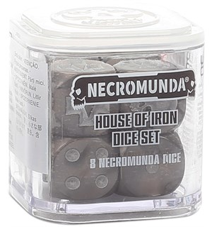 Necromunda Dice House of Iron
