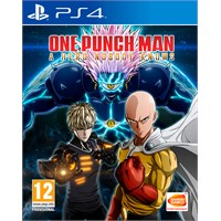 One Punch Man PS4 A Hero Nobody Knows