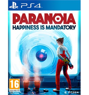 Paranoia Happiness in Mandatory PS4